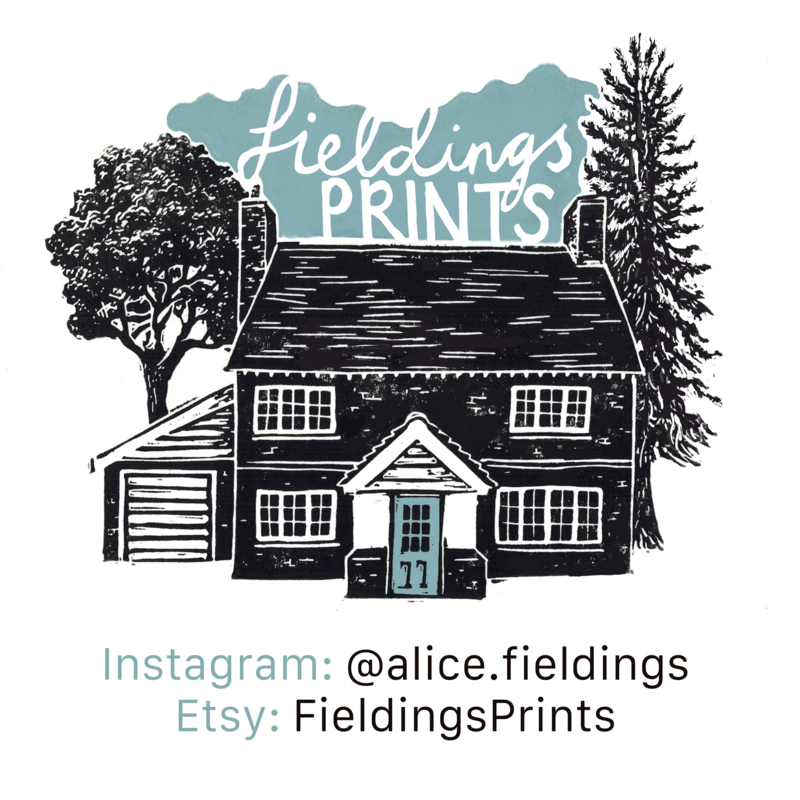 Fieldings Prints Logo