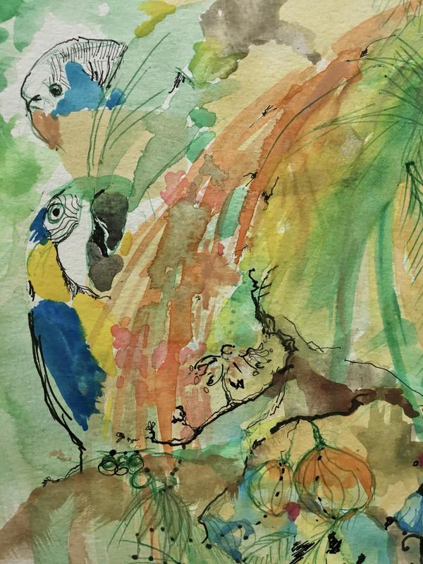 """""""Parrots"""" 