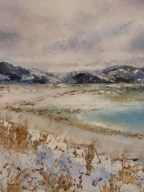 Ardnamurchan in winter