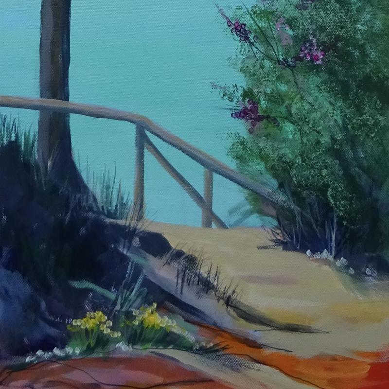 Blue Pool detail