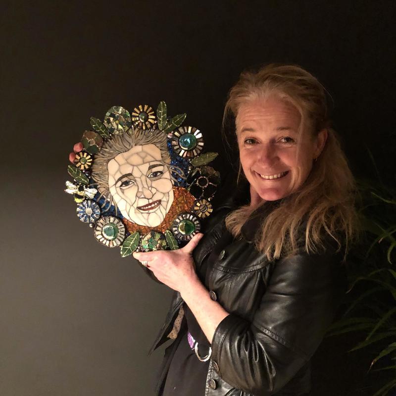 Portrait commission of Amanda.
