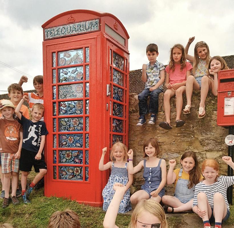 The Telequarium. Community arts in Beckley.