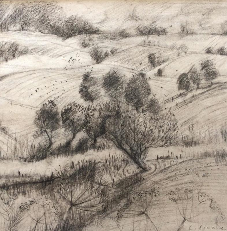 Evenlode Valley - Charcoal