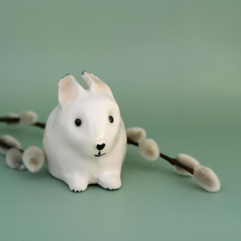 Rabbit. Earthenware ceramic. £17