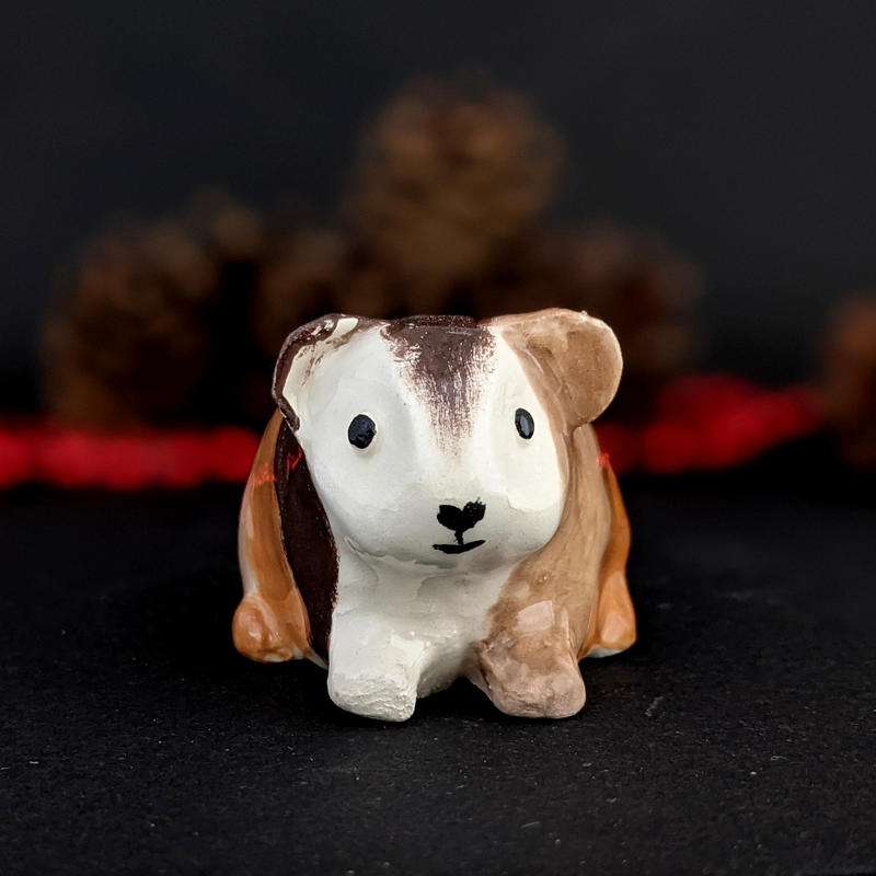 Small Guinea pig. Earthenware ceramic. £17