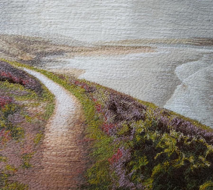 The Road to Rock, Cornwall