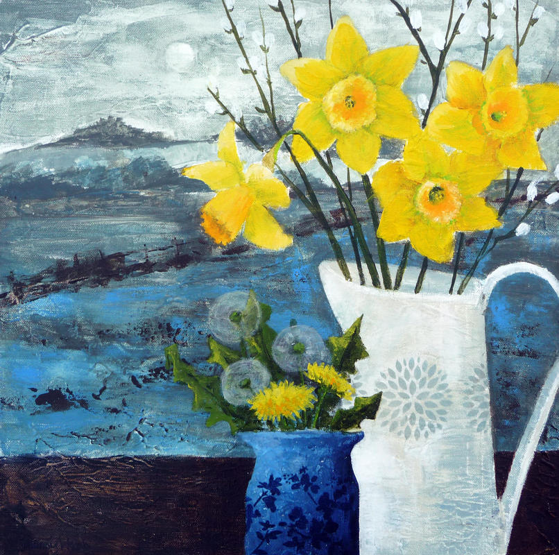 Daffodils and Clumps