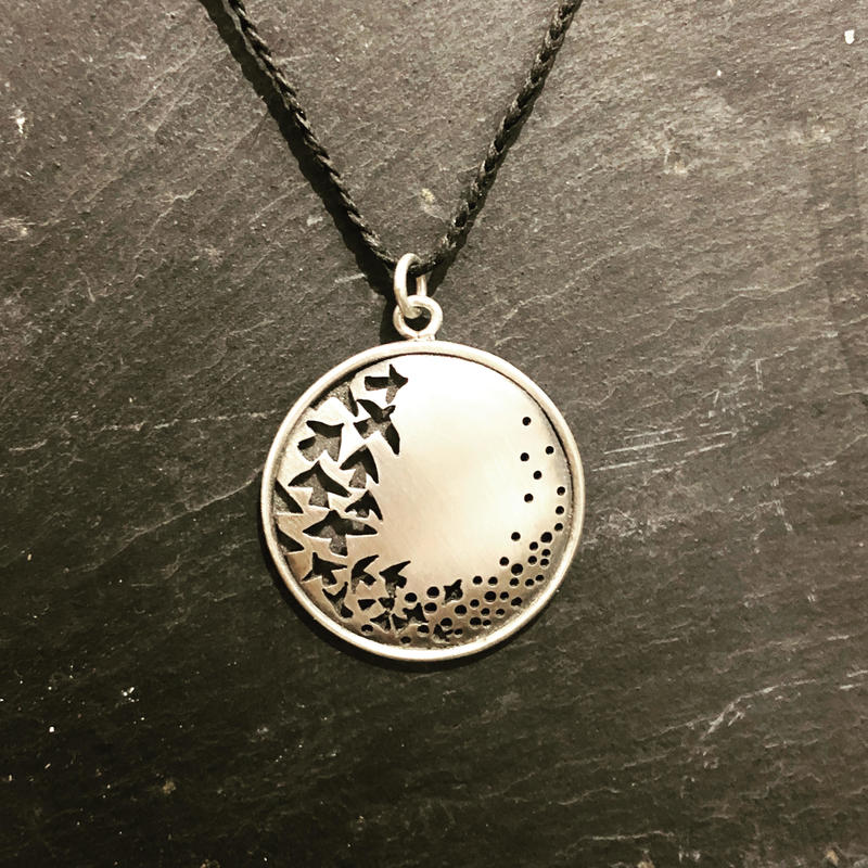 Murmuration necklace