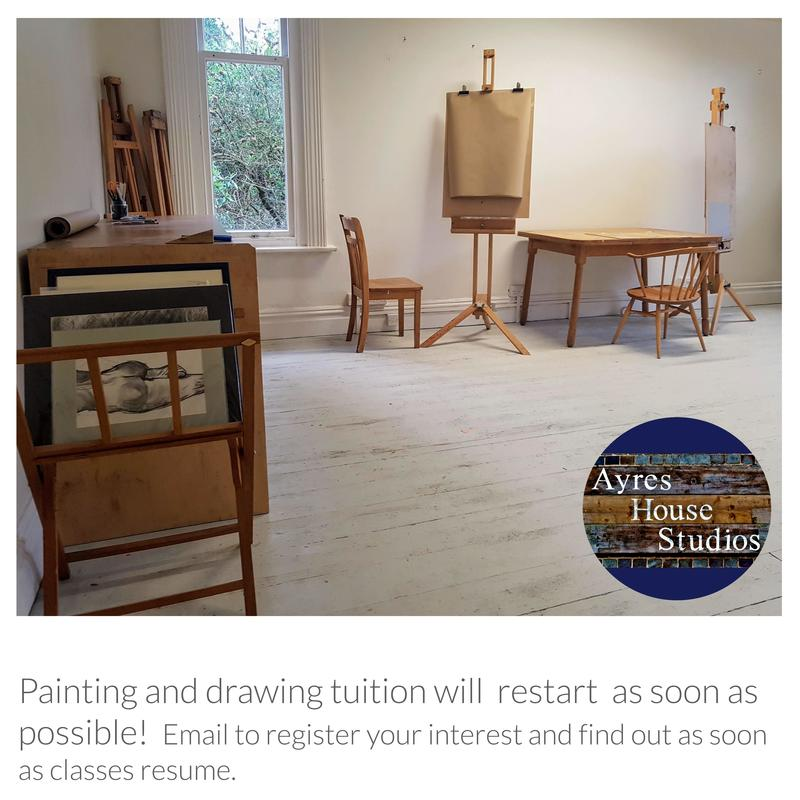 Painting and drawing art classes in Wallingford, Oxfordshire