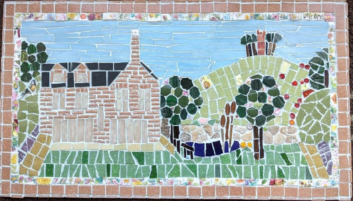 The Faringdon Studio (mosaic) NFS