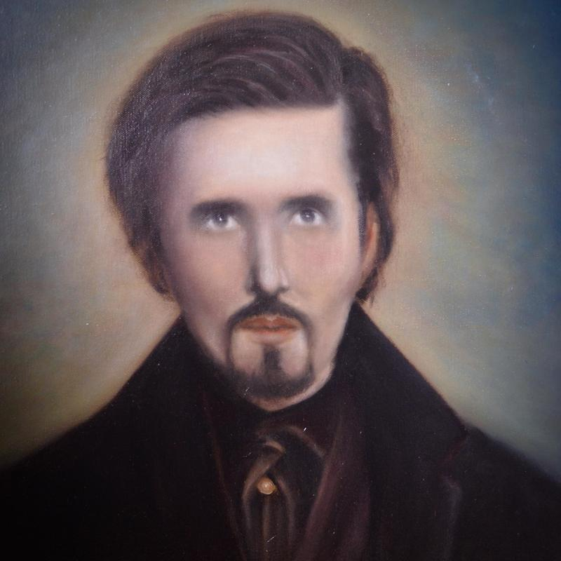 Portrait of an actor playing Dracula for an immersive play that was due to be performed in March 2020, which was sadly cancelled due to the on-going restrictions.