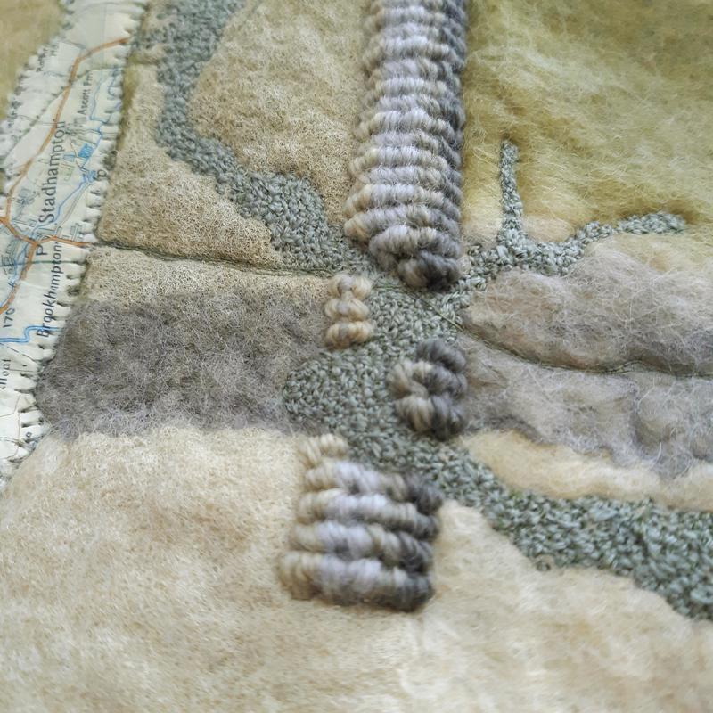 Elder in Oxfordshire (detail)