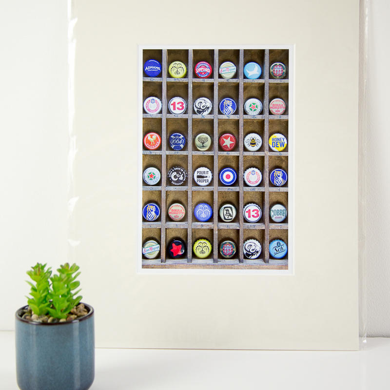 Collections- Beer Bottletops