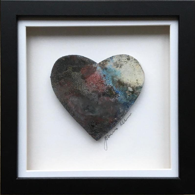 Pitfired Heart