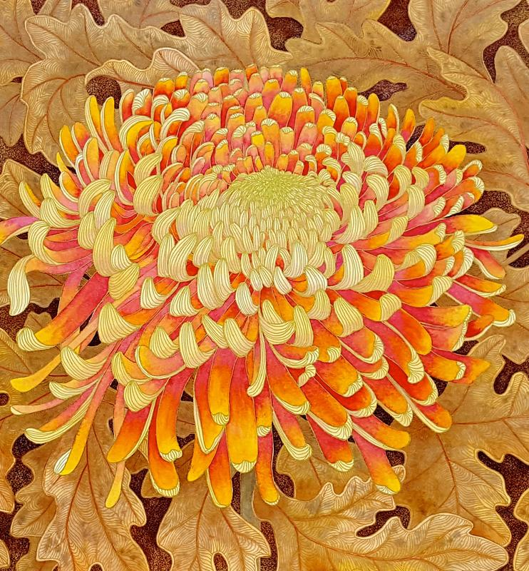 Chrysanthemum £400