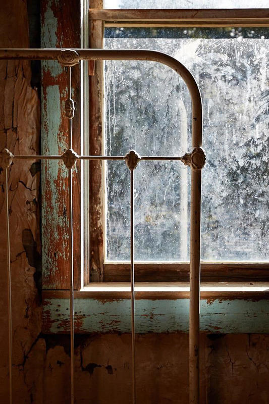 Bedframe at Window (Mike Conley)