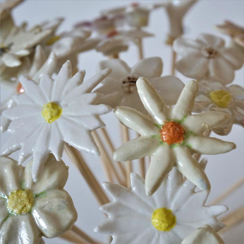 Ethereal flowers, diffusers  £5 each