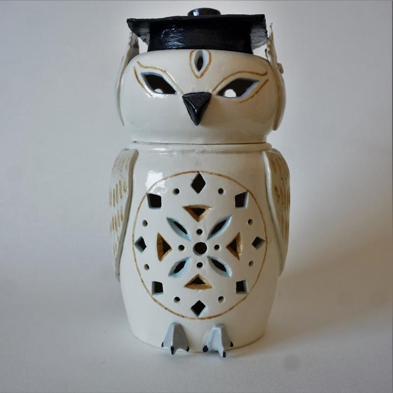 A wise Oxford Owl   £80