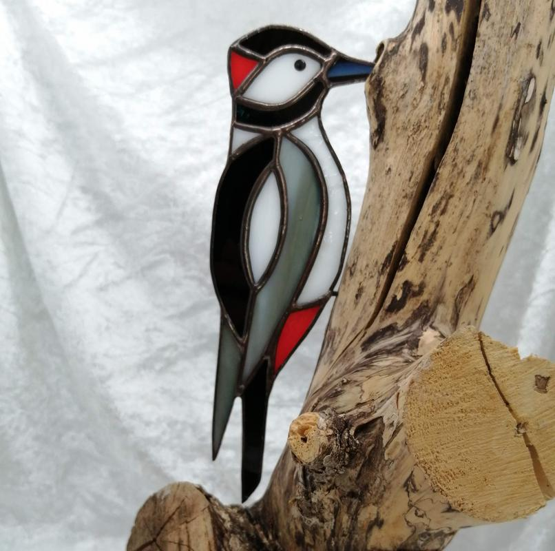 Spotted Woodpecker £45