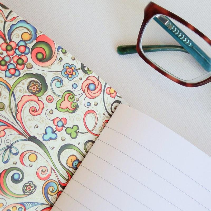 Lined (Ruled) Journals are A5 size, from £37