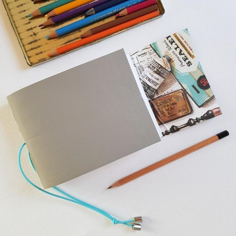 Sketch Books in A6L and A5L sizes, from £25