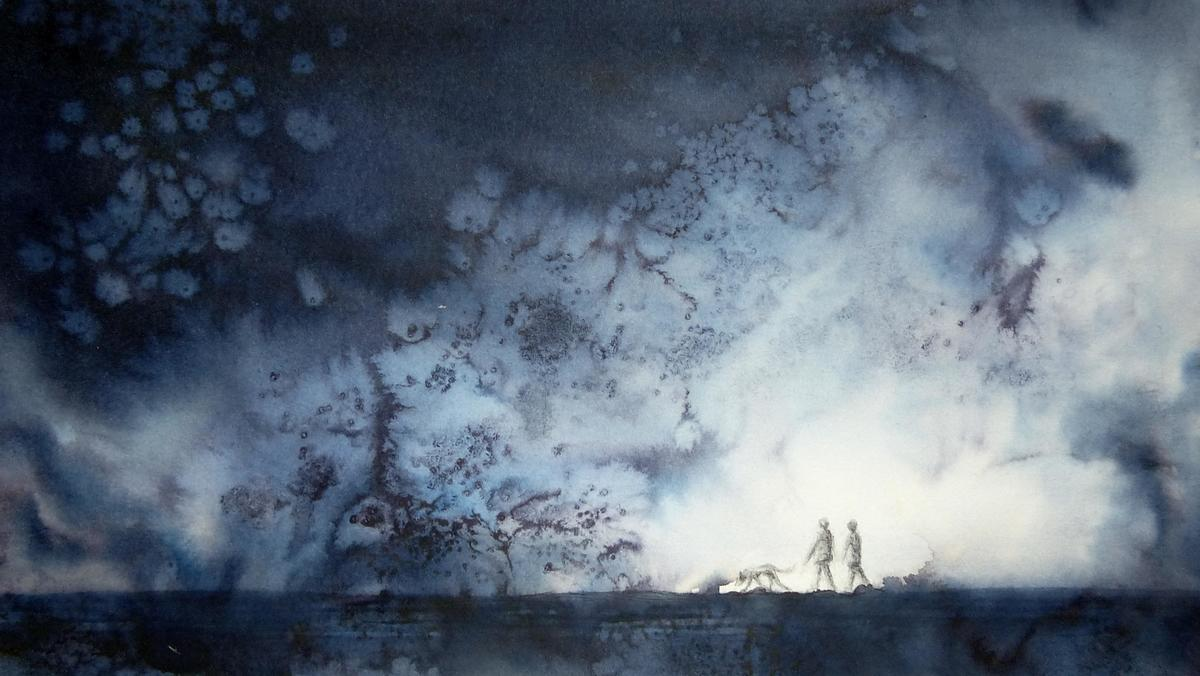 Autumn: Winter on the Air, Ink