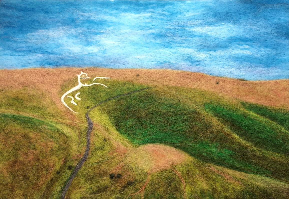 White Horse and Dragon Hill
