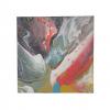 "Cosmic Chill 16"" x 16"" acrylic on canvas"