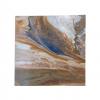 "Sandstorm 16"" x 16"" acrylic on canvas"