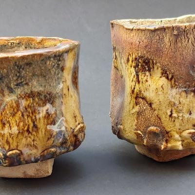 quirky, organic shapes and textured ceramics