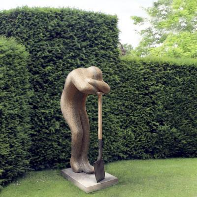 'The Man Who Planted Trees'  Ancaster Stone