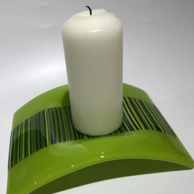 Green candle bridge £18.00