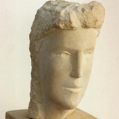 Sculpture of Apollo