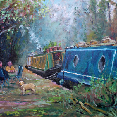 Daniel Blackmore narrow boats