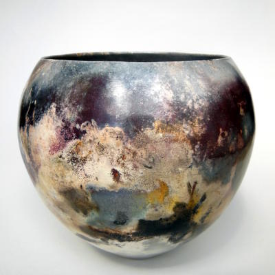 Pit-fired Vessel