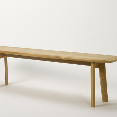 Long Wittenham Dining Bench- Oak