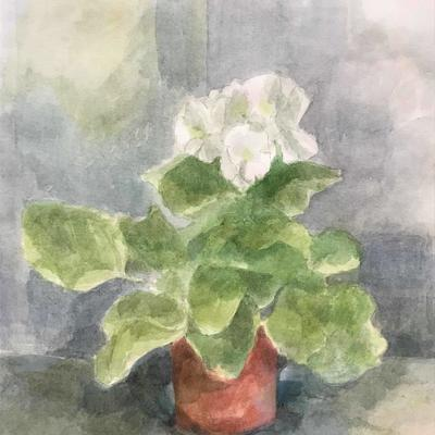 Polyanthus Watercolour