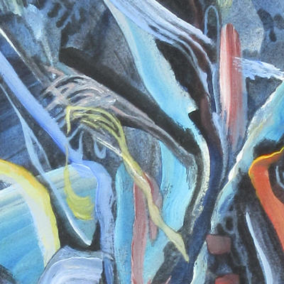 Detail from 'Symphony No. 7 (Mahler)'