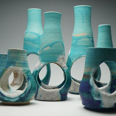My ceramic work discusses a wide range of contemporary issues. I consider explorations from the perspective of object hood, directing my thoughts to my past for reflection and inspiration.