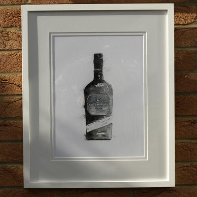 Cotswolds-Gin-Print 45cmx59cm £150