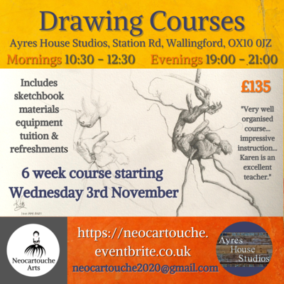 6 Week Drawing Course