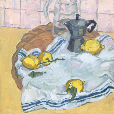meyer lemons painting