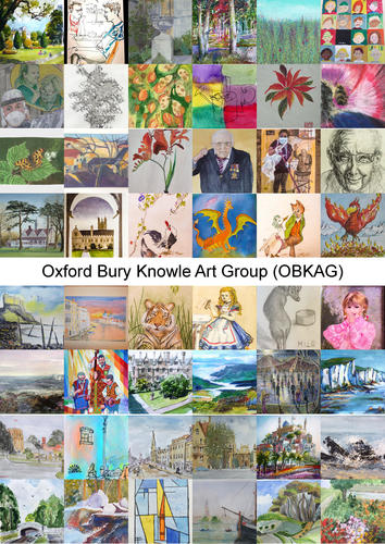 Oxford Bury Knowle Art Group