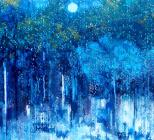 The Forest in Moonlight